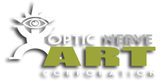 Optic Nerve Art Logo